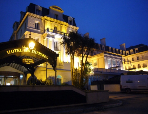 HOTEL LES THERMES MARINS *****   Saint-Malo – France