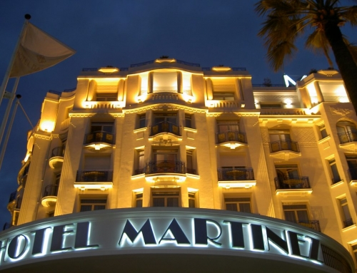 HOTEL LE MARTINEZ *****L   Cannes – France