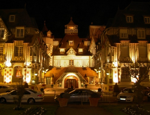 HOTEL LE NORMANDY *****L  Deauville – France